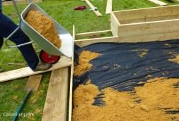how to build a terraced patio garden-2