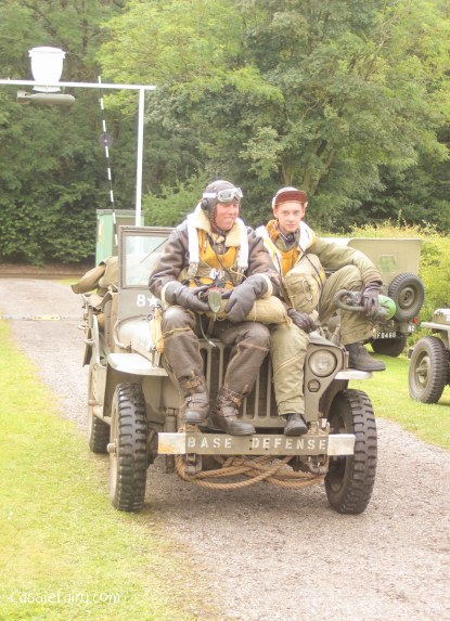 ww2 americana day at horha airfield 2014-13
