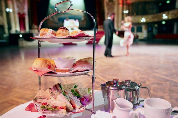 Ballroom Afternoon Tea