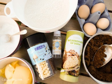 great blogger bake off recipe for national afternoon tea week