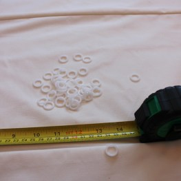 Lined Roman Blind Sewing Project Step 8.2