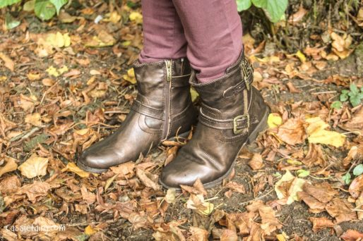 autumn colours and leather boots-6