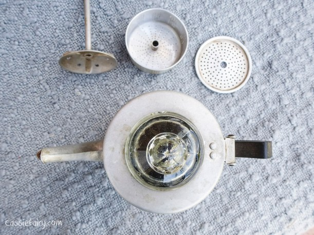 cleaning up a vintage coffee pot-3