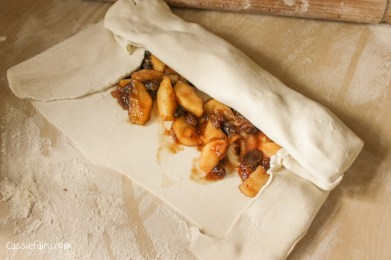 easy apple strudel recipe for the Great British Bake Off-3
