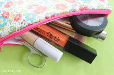 my make up pencil case with beauty bargains from mememe cosmetics-4