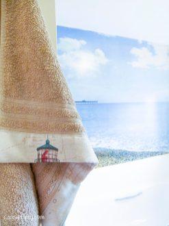 DIY sewing bias binding project for bathroom towels-12