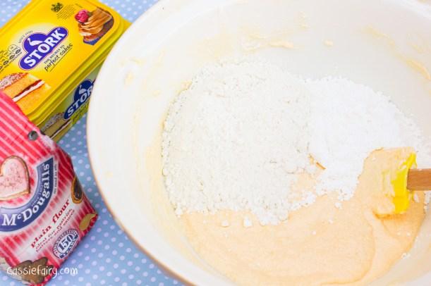 Step by step how to make a Schichttorte cake-3