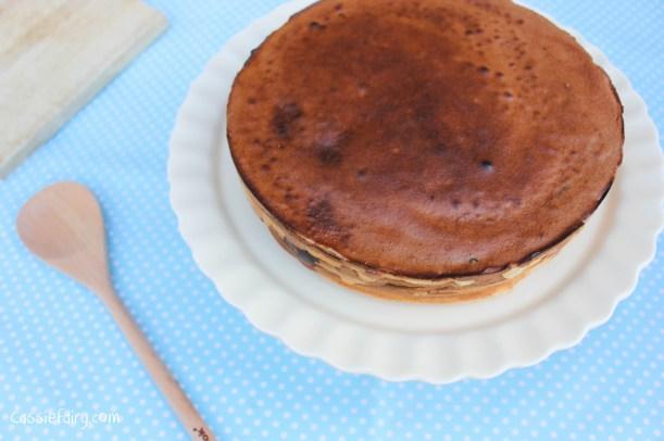 Step by step recipe for chocolate schichttorte-2