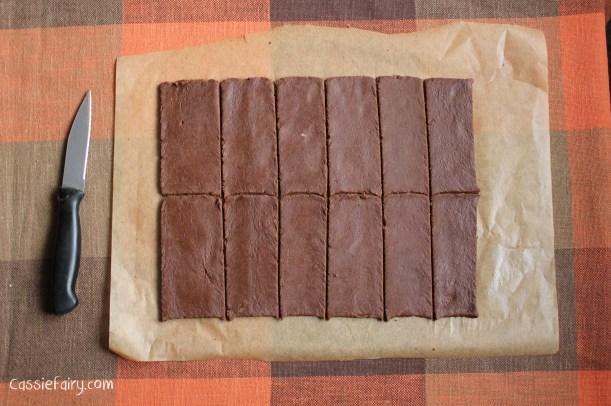 DIY homemade bourbon biscuits recipe-2