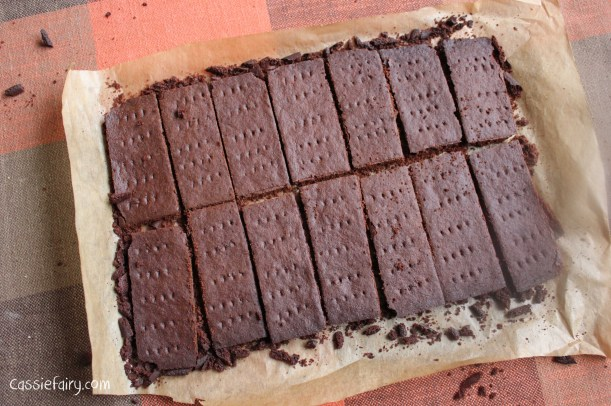 DIY homemade bourbon biscuits recipe-5