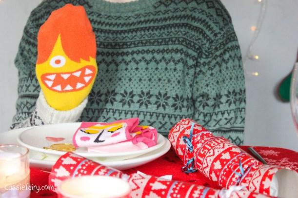 christmas dinner chatty feet-4