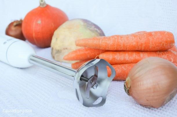homemade carrot and squash soup recipe-5