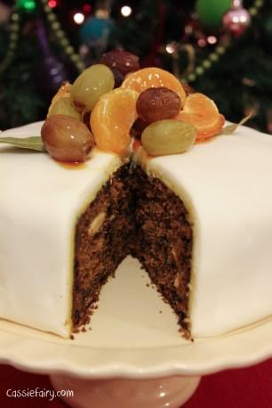 Caribbean Christmas Cake recipe-13