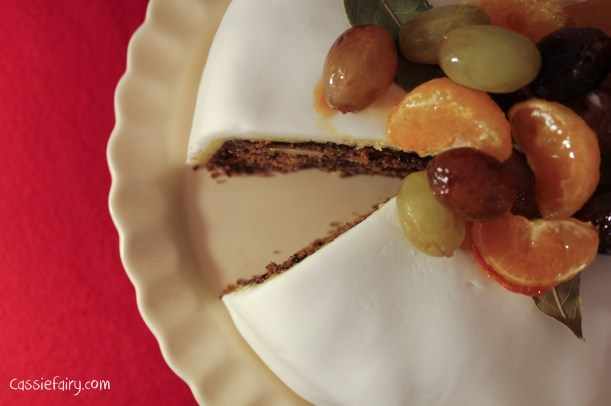 Caribbean Christmas Cake recipe-14
