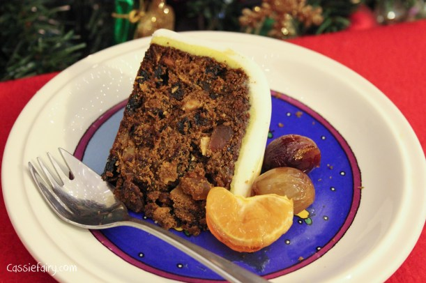 Caribbean Christmas Cake recipe-17