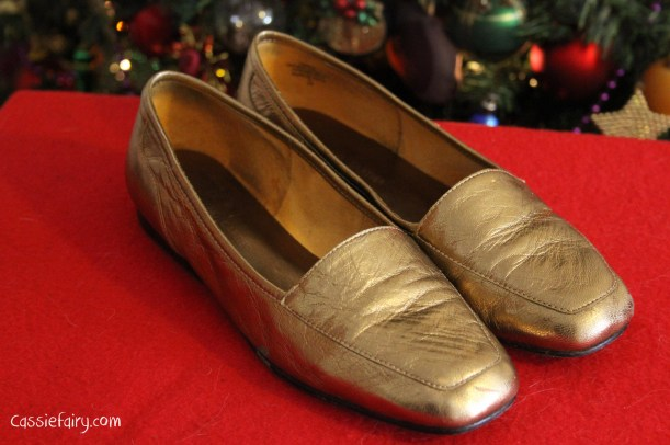 bronze liberty shoes roland cartier