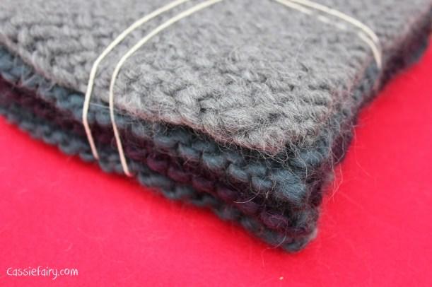 Reddit Knitting Blocking : Knitting an ombre colour block scarf