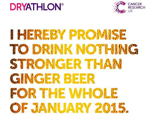 dryathlon 2015 blog post