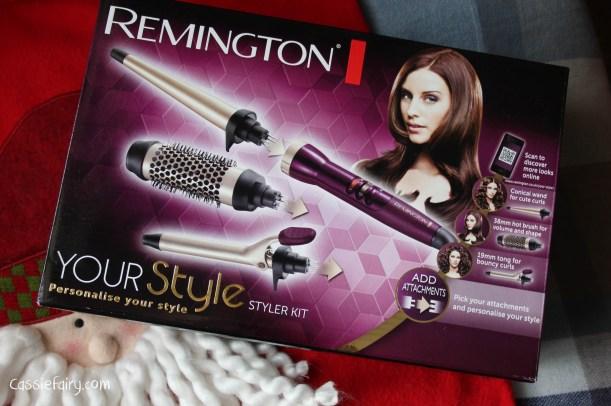 new year new hair remington styler