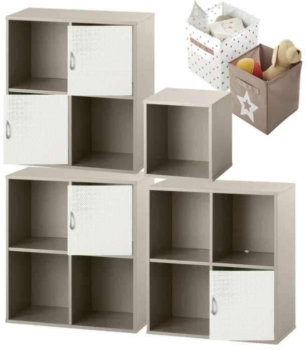 vertbaudet personalised storage solution for craft sewing workshop office