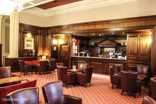 the majestic hotel harrogate bar