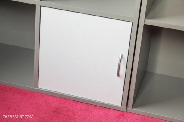 vertbaudet craft storage shelving solution for vintage caravan-8