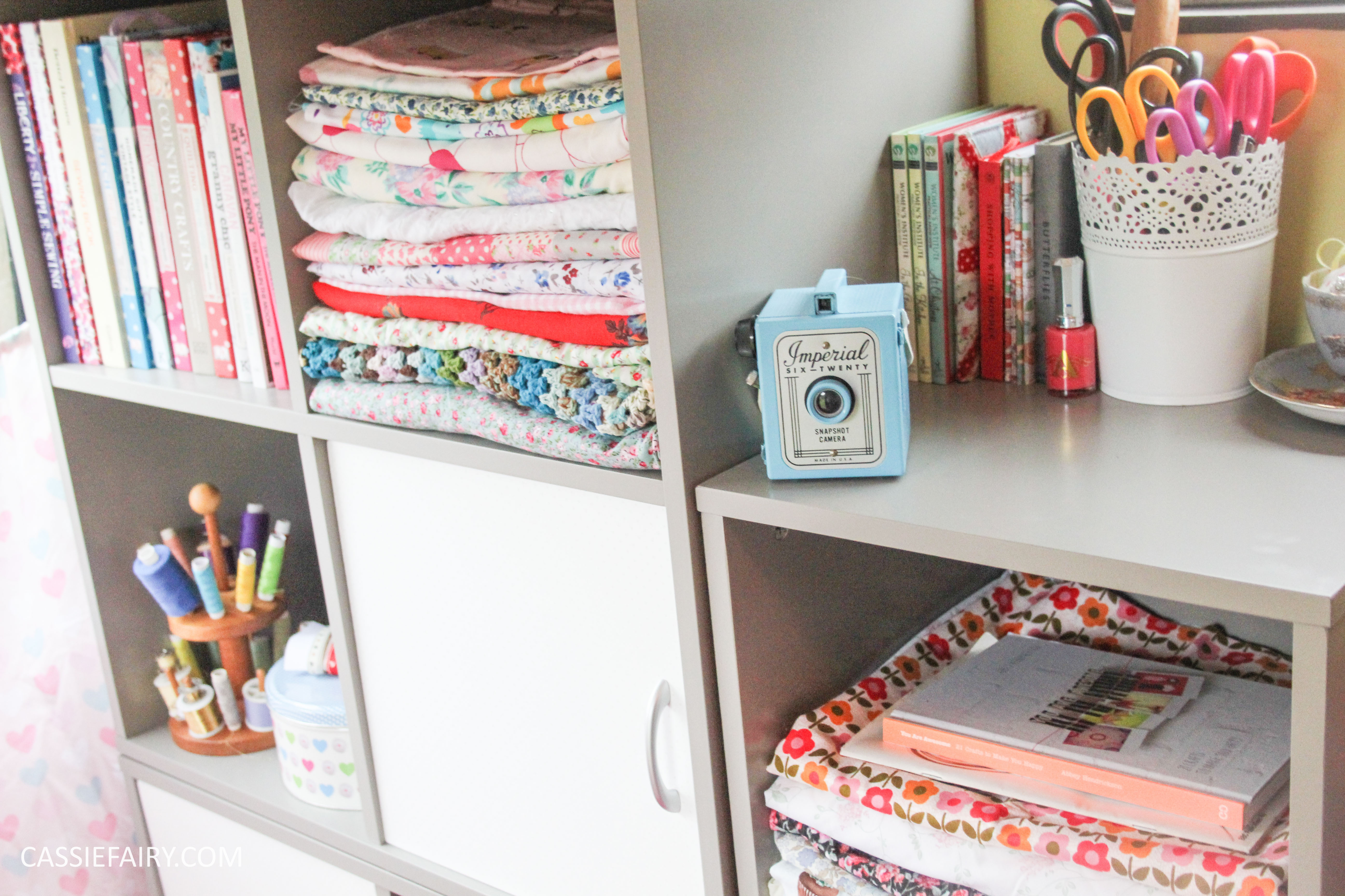 Household goals – keeping my home neat & organised |