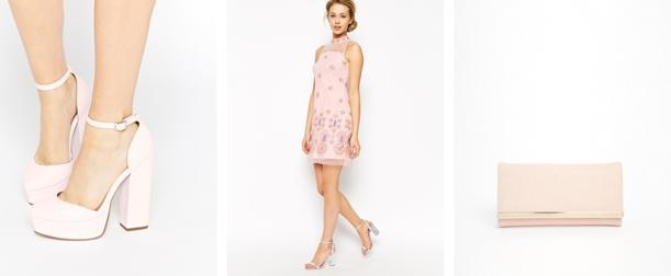 ladies day at the races look - pastel pink