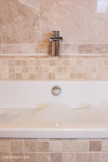 ox pasture hall hotel bubble bath
