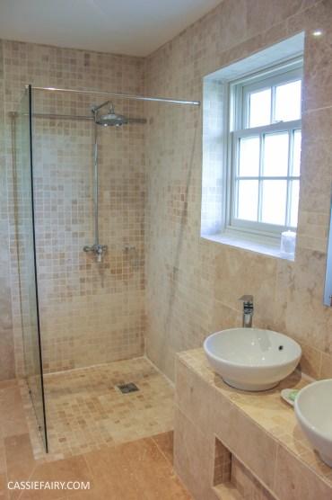 ox pasture hall hotel suite bathroom 2015-2