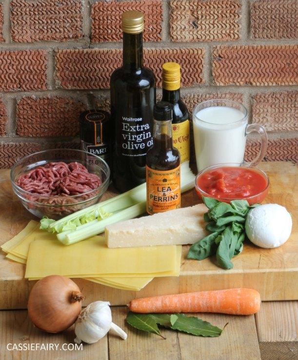 Lea and Perrins lasagne recipe-33