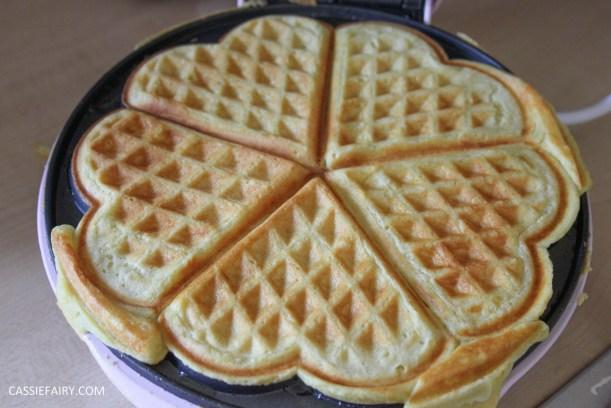 simple waffle recipe for waffle maker machine-5