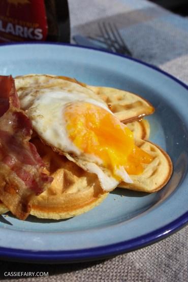 simple waffle recipe for waffle maker machine-8