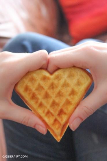 simple waffle recipe for waffle maker machine-9