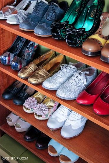 tuesday shoesday ultimate shoe storge cabinet g plan bookshelf unit-6