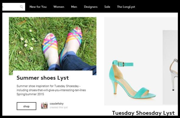 cassiefairy lyst summer shoes 2015