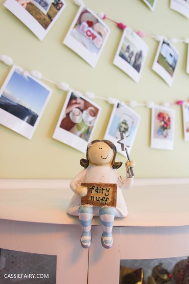 diy polariod photo wall display decoration using polabox-17