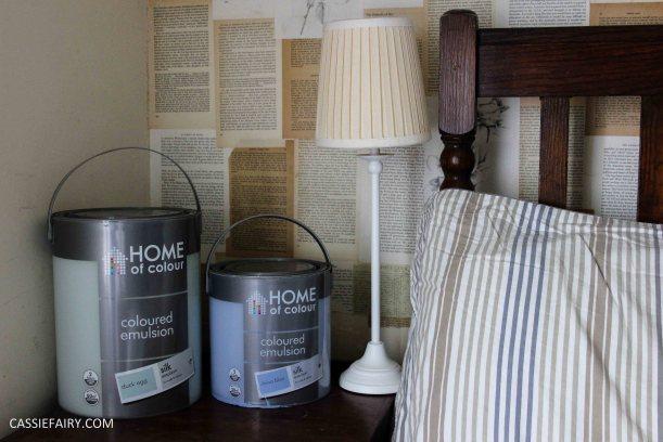 interior design - choosing paint for bedroom decorating-2