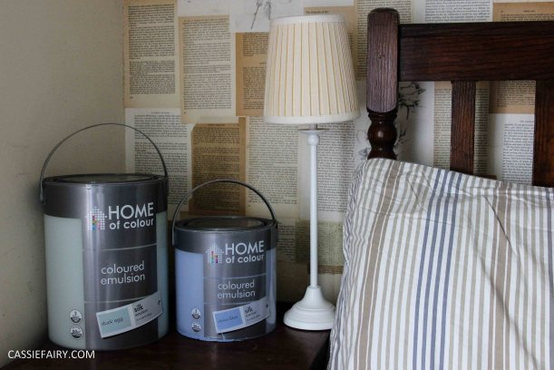 interior design - choosing paint for bedroom decorating-2