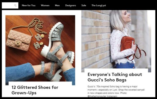 shoe inspiration from lyst