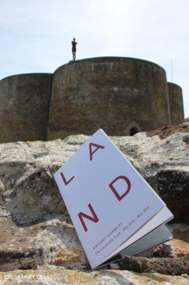 Antony Gormley LAND art exhibition sculpture for the landmark trust-7