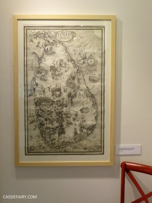 Max Gill map cartography exhibition_-5
