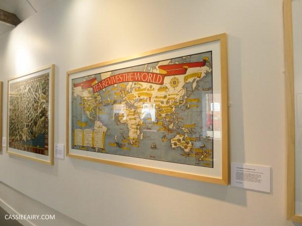 Max Gill map cartography exhibition_-7