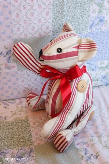diy sewing tutorial step by step teddy bear-22