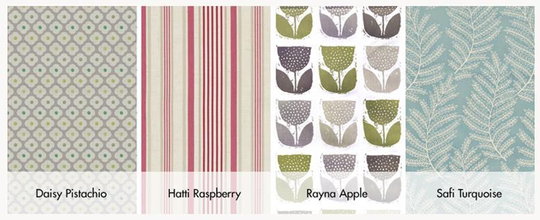 hillarys blinds fabric selection