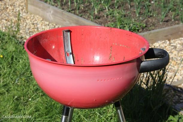 diy spray paint summer bbq barbeque makeover_-4