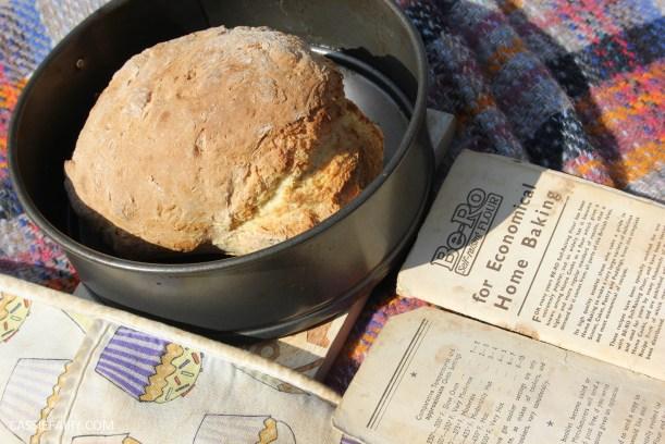 retro milk bread loaf baking recipe-13