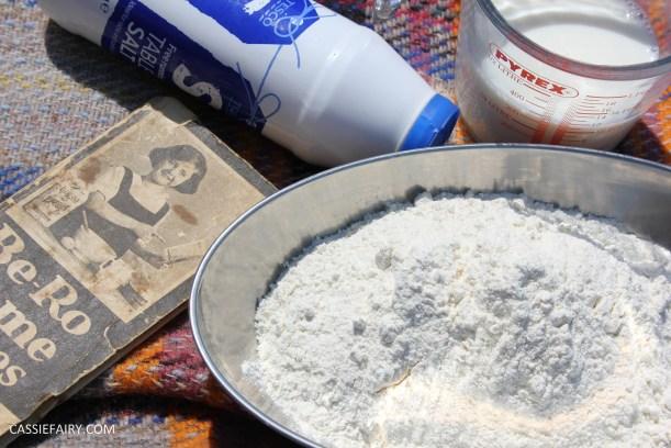 retro milk bread loaf baking recipe-7