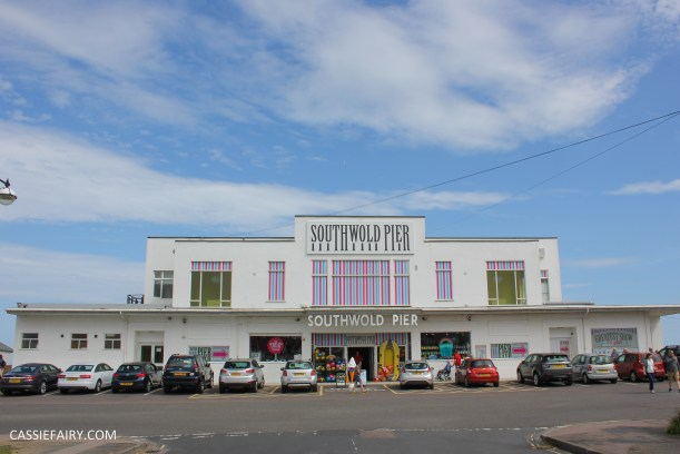 southwold pier attraction suffolk travel guide