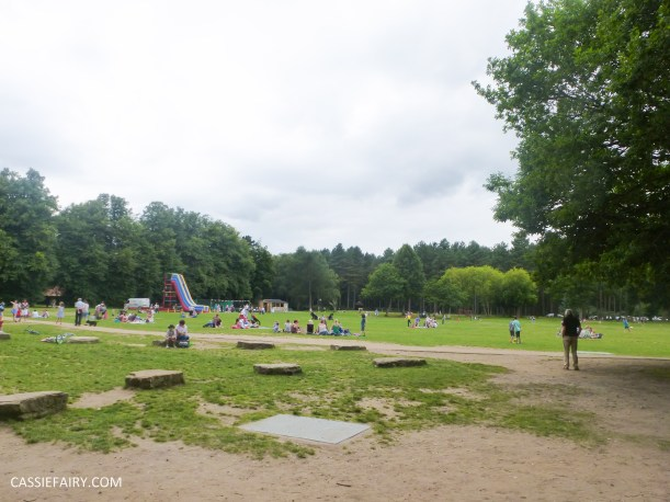 school summer holiday activity high lodge thetford forest segway adventure go ape review-3
